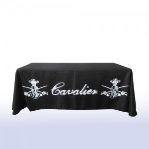 6FT Printed Table Covers