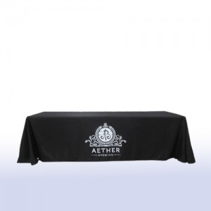 8FT Printed Table Covers