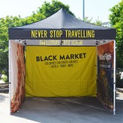 3x3 Marquees